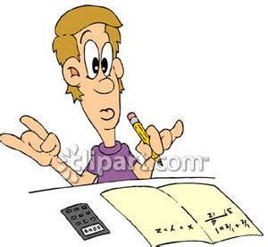How to do a lot of homework
